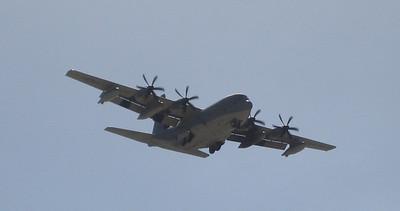 San Diego - C-130 Hercules