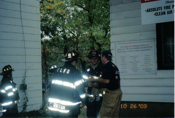 East Bergen Mutual Aid RIT Training